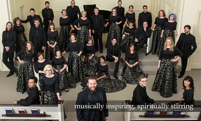 Musically inspiring, spiritually stirring