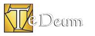 Te Deum Logo