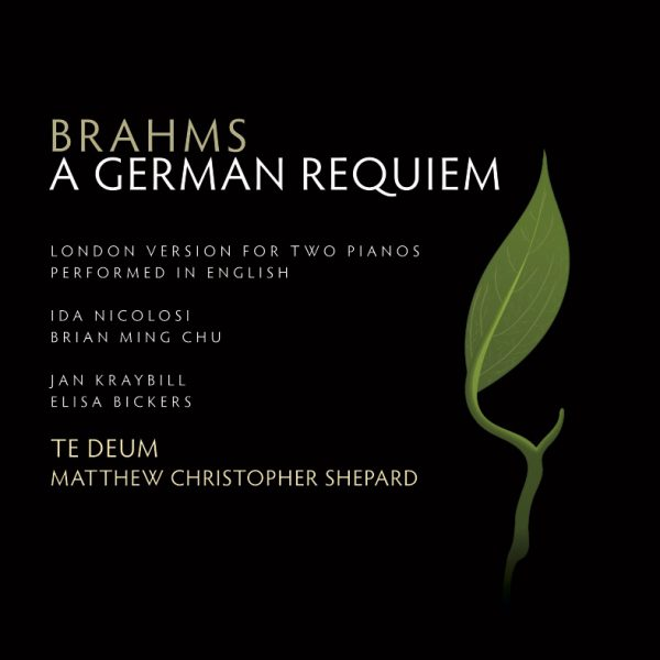 Brahms – A German Requiem CD