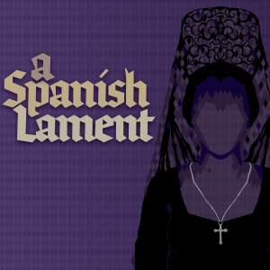 A Spanish Lament concert poster