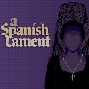 A Spanish Lament concert poster